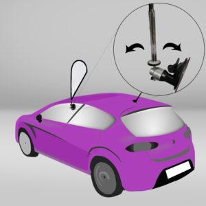 Base per auto